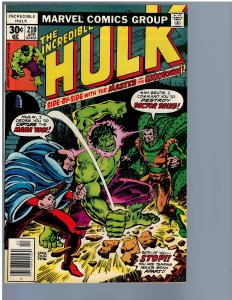 The Incredible Hulk #210 (1977) VF/NM