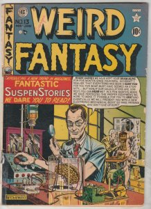 Weird Fantasy #13 (May-50) VG+ Affordable-Grade
