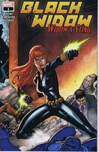 Black Widow's Sting #1 2020 Marvel Comics Walmart Variant GGA