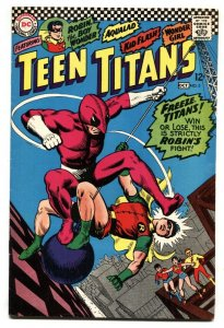 TEEN TITANS #5 comic book 1966 Robin Wonder Girl Kid Flash VF-