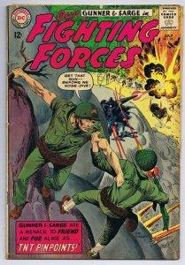 Our Fighting Forces #85 ORIGINAL Vintage 1964 DC Comics
