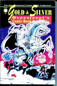 Gold & Silver Overstreet's Comic Book Quarterly #6 1994-Ayers Ghost Rider-VG+