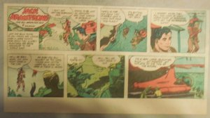 Jack Armstrong The All American Boy by Bob Schoenke 5/16/1948 Third Size Page !