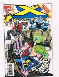 X-Factor #102 FN/VF 1st Print Marvel Comic Book X-Men Random X-Force DE3