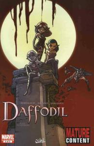 Daffodil #2 FN; Marvel   save on shipping - details inside