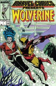 Marvel Comics Presents (1988 series) #7, NM- (Stock photo)