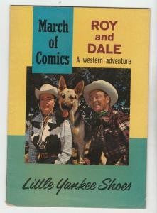 March Of Comics, Roy Rogers #221 (Jan-61) NM- High-Grade Roy Rogers, Dale Evans