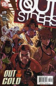 Outsiders (3rd Series) #28 VF/NM; DC | save on shipping - details inside