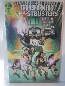 Transformers/ Ghostbusters #1
