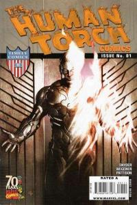 Human Torch Comics 70th Anniversary Special #1, NM- (Stock photo)