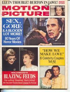 Motion Picture-Bette Davis-Joan Crawford-Christopher Lee-Liz Taylor-Jan-1975