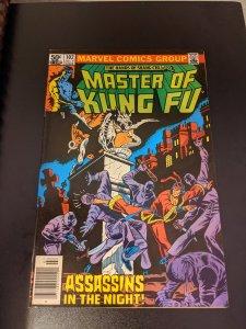 Master of Kung Fu #102 (1981)