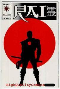 RAI #0, NM-, Valiant, 1st Bloodshot, Origin, David Lapham, 1992, more in store