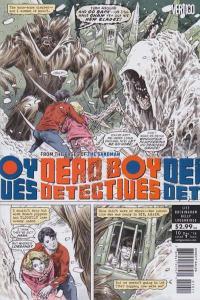 Dead Boy Detectives (2014 series) #10, NM + (Stock photo)