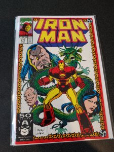 Iron Man #270 (1991)