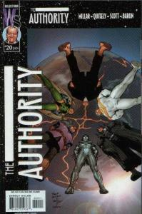 Authority (1999 series) #20, NM (Stock photo)