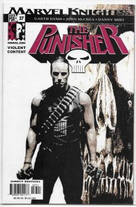 Punisher (vol. 6, 2001) #37 VG (Confederacy of Dunces 5) Ennis/McCrea