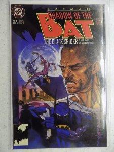Batman: Shadow of the Bat #5 (1992)