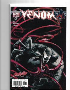 Venom #1 (Jun 2003, Marvel) [Shiver] NM/NM+ Sam Kieth