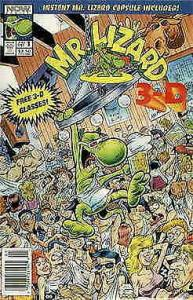 Mr. Lizard 3-D #1 VF/NM; Now | save on shipping - details inside