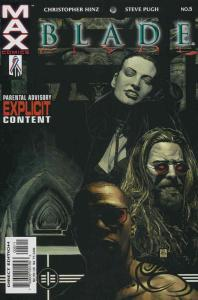Blade (4th Series) #5 VF/NM; Marvel | save on shipping - details inside