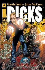 Dicks (2nd Series) #4 VF/NM; Avatar   save on shipping - details inside