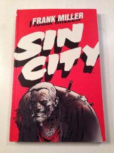 Sin City Tpb Frank Miller