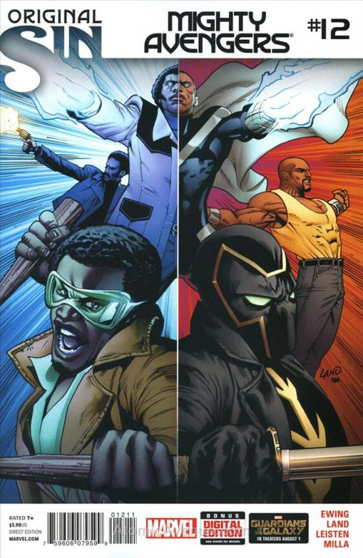 Mighty Avengers (2nd Series) #12 FN; Marvel | save on shipping - details inside