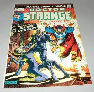 Doctor Strange #5 VF- 1974 Marvel Comic Book Silver Dagger App. Frank Brunner