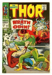 Thor 147   Origin Inhumans