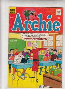 Archie #171 (Mar-67) FN/VF Mid-High-Grade Archie