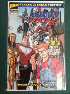 America's Best Comics Preview