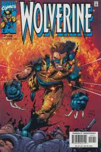 Wolverine #159 FN; Marvel   save on shipping - details inside