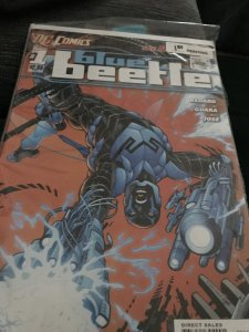 DC Blue Beetle #1 The New 52 Mint Hot