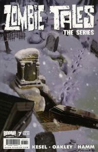 Zombie Tales The Series #7B VF/NM; Boom!   save on shipping - details inside