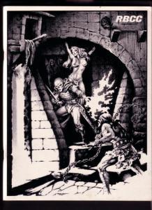 ROCKET'S BLAST COMIC COLLECTOR #137 1977-KING KULL VF