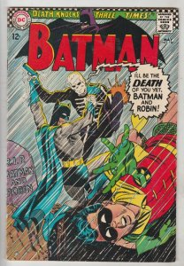 Batman #180 (May-66) FN/VF+ High-Grade Batman