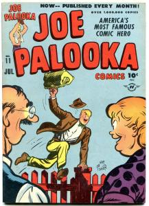 Joe Palooka #11 1947- Golden Age Harvey comic- boxing F/VF