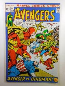 The Avengers #95 (1972) VG/FN