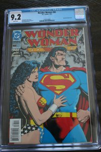 Wonder Woman (1987 series) #88 (DC, 1994) CGC NM- 9.2 White pages
