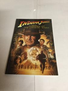 Indiana Jones And The Kingdom Of The Crystal Skull Tpb Nm Dark Horse