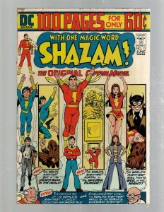 Lot Of 3 Shazam DC Comic Books # 12 15 17 Captain Marvel Black Adam Magic SB5