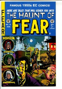 Haunt Of Fear-#12-1995-Gemstone-EC reprint