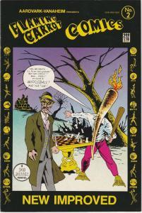 5 Flaming Carrot Comics Dark Horse Comic Books # 2 18 21 22 23 Bob Burden WM5