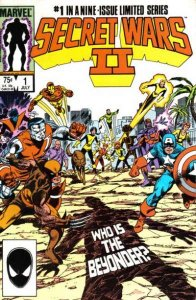 Secret Wars II #1, NM- (Stock photo)