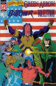 Brave and the Bold (1991 series) #1, VF+ (Stock photo)