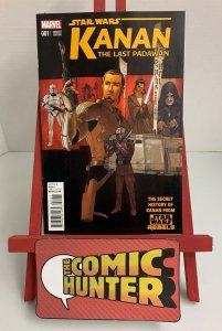 Star Wars Kanan #1 (Marvel 2015) 1:25 Kilian Plunkett Variant (9.2)