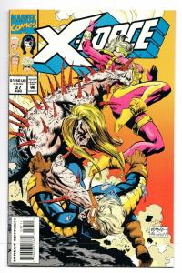 X-Force #37 (Marvel, 1994) VF