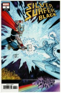 Silver Surfer Black #3 Lim Variant (Marvel, 2019) NM