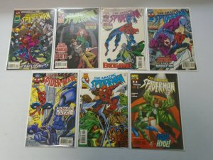 Amazing Spider-Man Comic Lot From #401-433 15 Different Average 8.0 VF (1995-98)